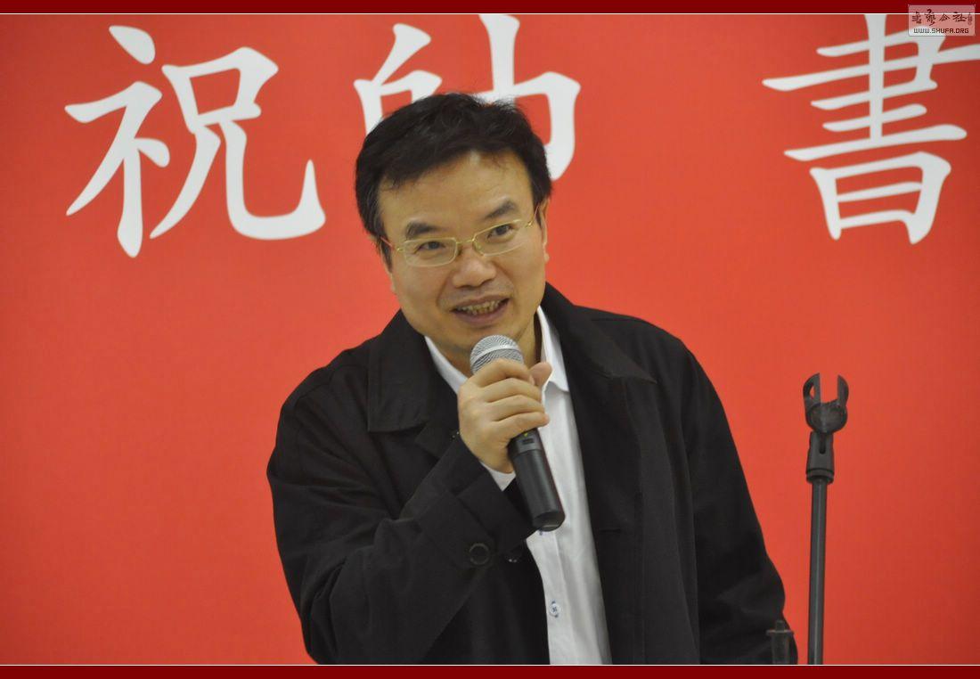 """【第一现场】""""燕园翰藻——张岩,祝帅书画作品展""""在北京大学举办"""