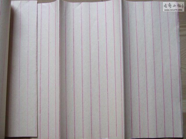 纸折窗帘的步骤图片