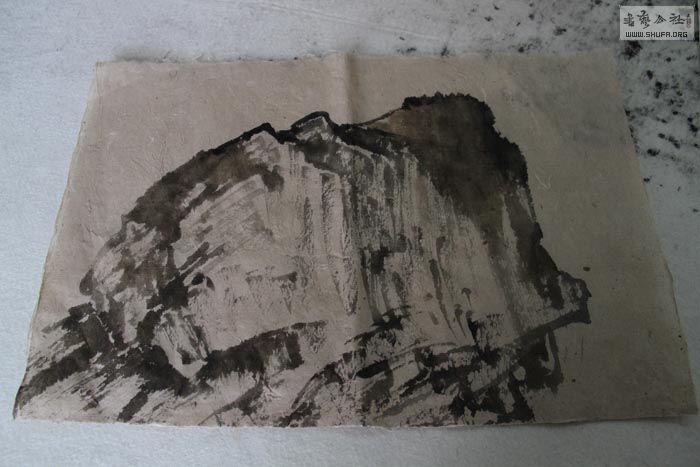 刘彦水——山水画临摹