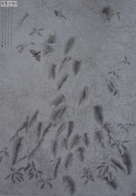 当代工笔画唯美新势力 王法工笔花鸟画作品展