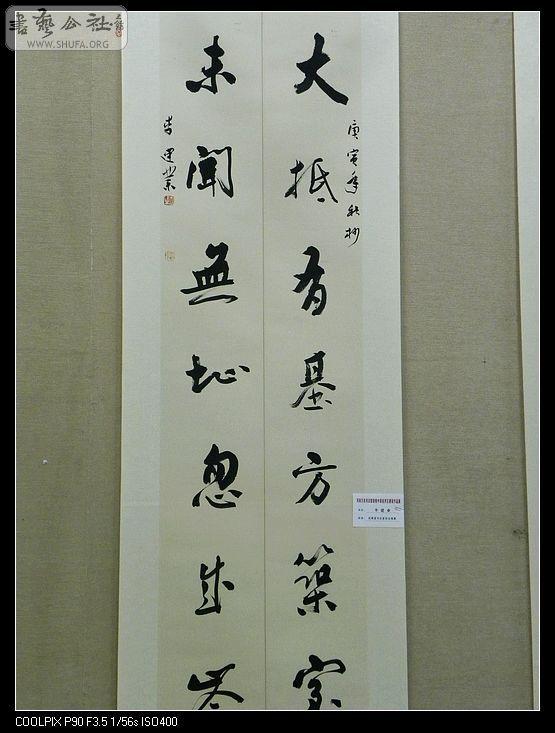 """【第一现场】""""笔歌墨舞""""——河南百名书法家助推中原经济区建设作品展图片"""