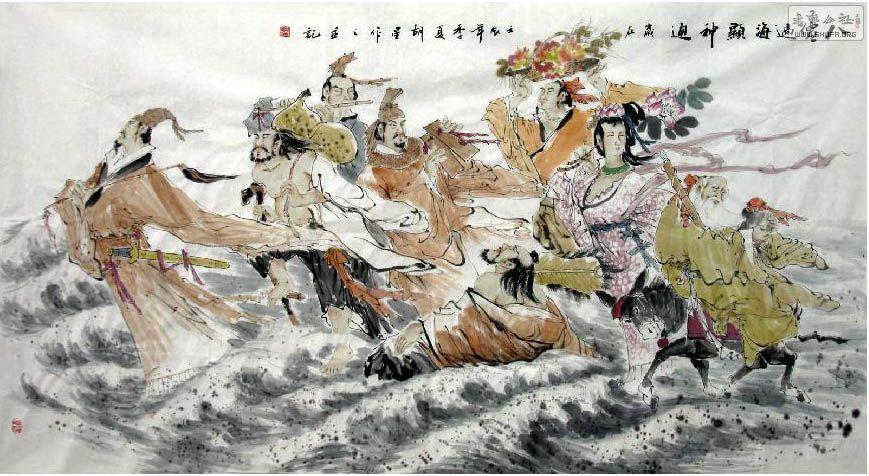 胡星·六尺国画人物·八仙过海显神通26-7.jpg